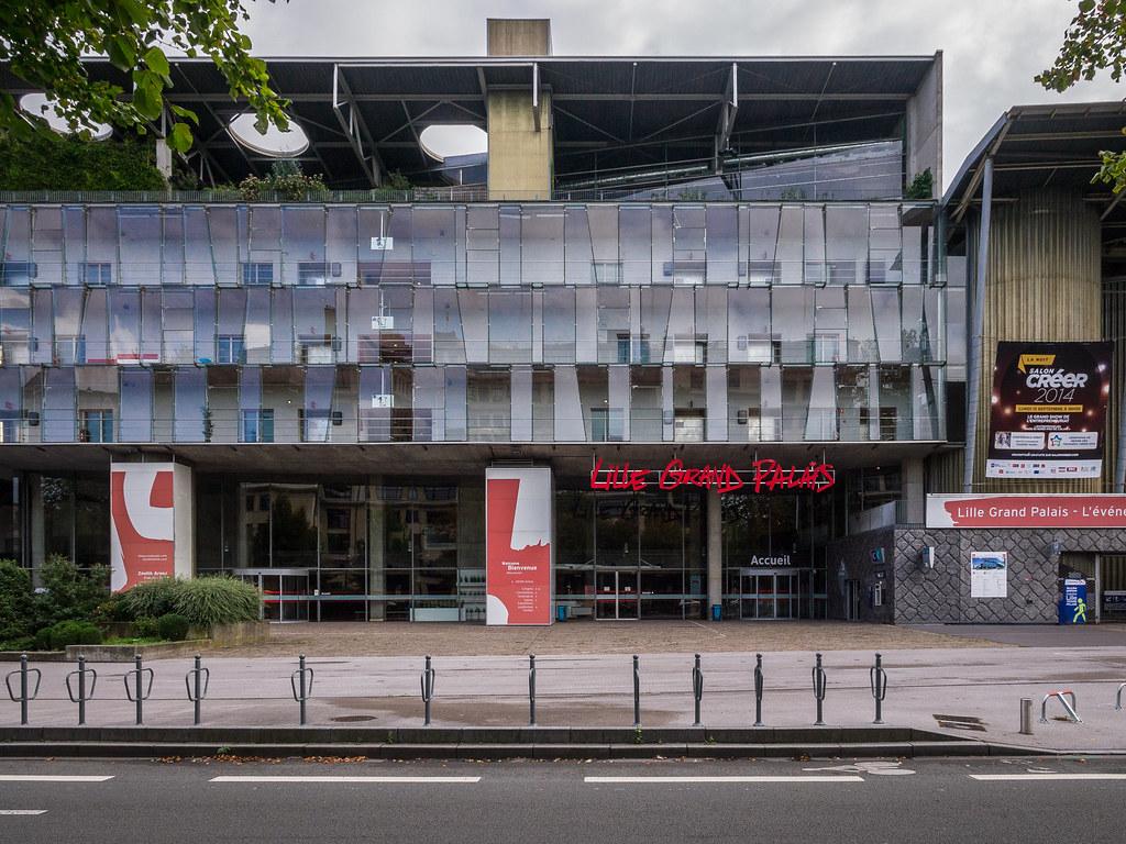 Congrexpo lille grand palais rem koolhaas jacome flickr - Salon a lille grand palais ...