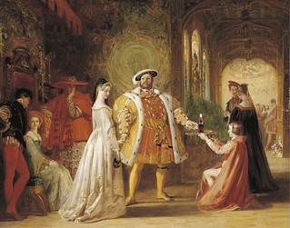 Henry VIII Shares a Coke with Anne Boleyn, after Daniel Maclise | by Mike Licht, NotionsCapital.com