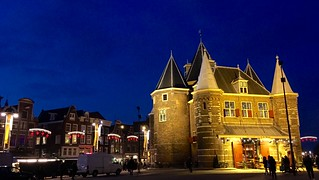 Cafe In De Waag | by fitri.agung