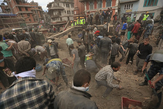 Nepal Earthquake | by United Nations Development Programme
