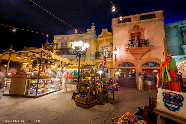 EPCOT's Mexican Marketplace