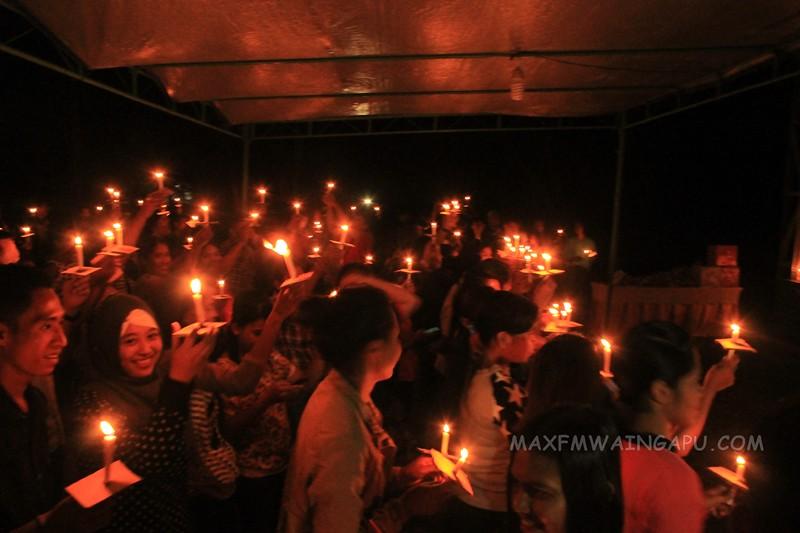 Malam 1.000 Lilin Pengharapan