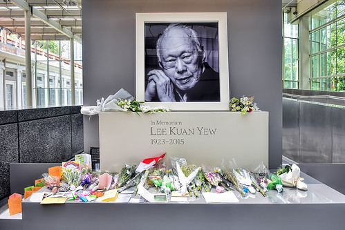 In Memoriam Lee Kuan Yew