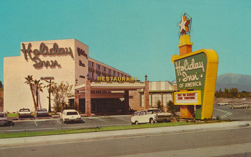 Holiday Inn Los Angeles-West Covina - West Covina, California
