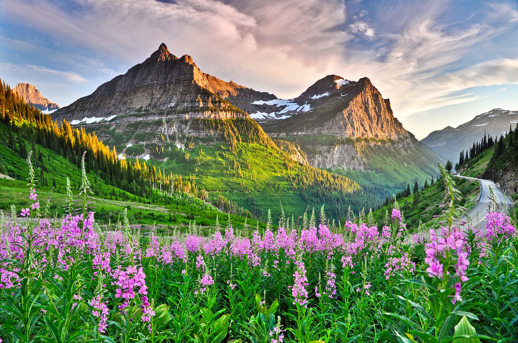 ... Glacier National Park | By U.S. Department Of The Interior
