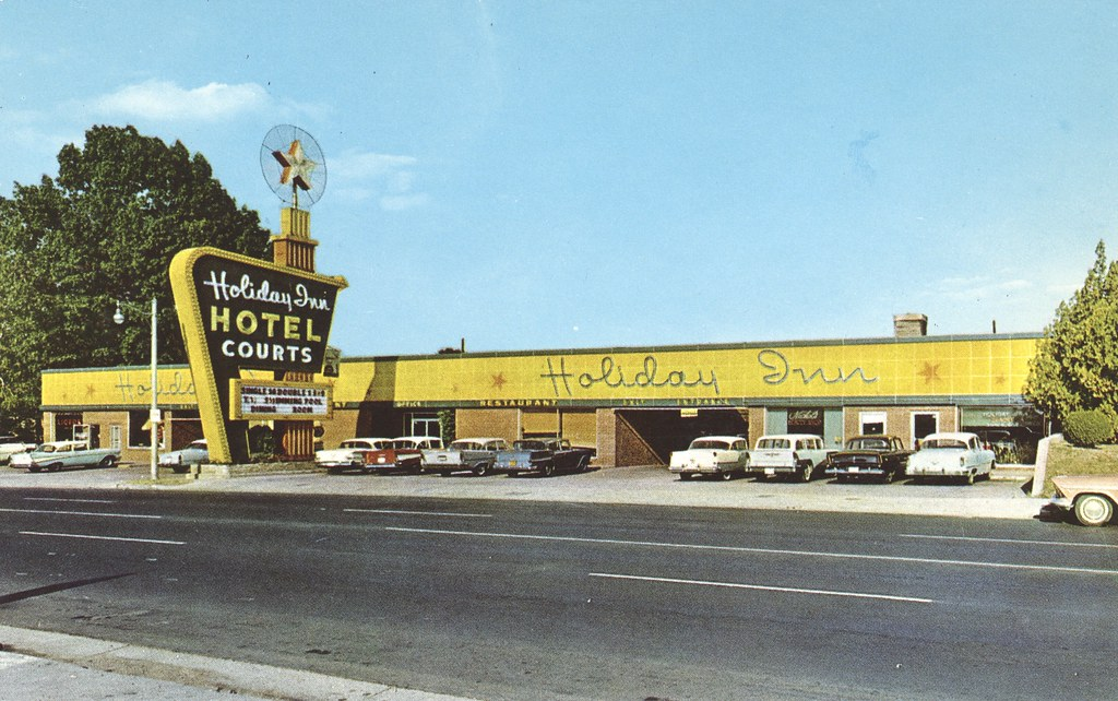 Holiday Inn West  - Memphis, Tennessee