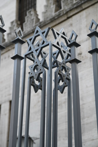 Grand Synagogue sculpture detail | by driek