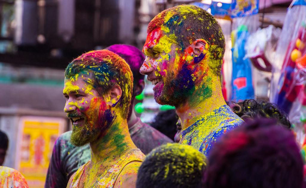 Holi Festival Photographs -holi, festival