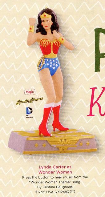 Hallmark 2015 Wonder Woman