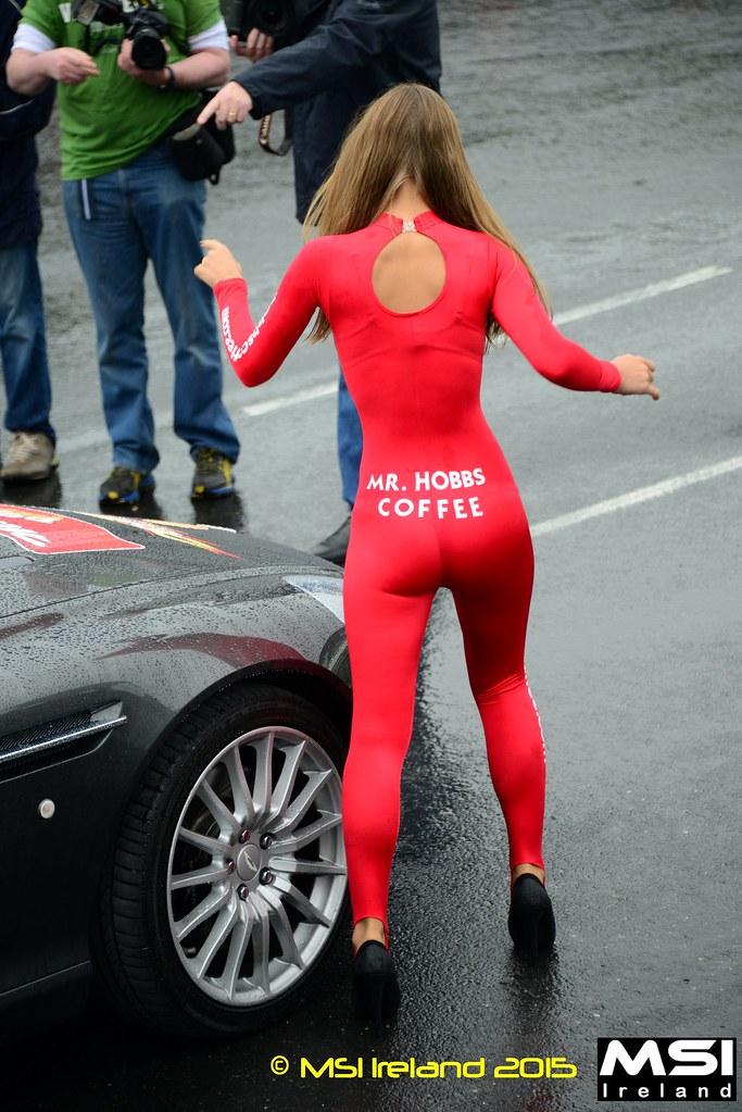 Mr Hobbs Coffee Girl Julia Nikerina Aston Martin Cannonb