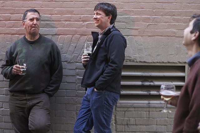 Jef and Thomas