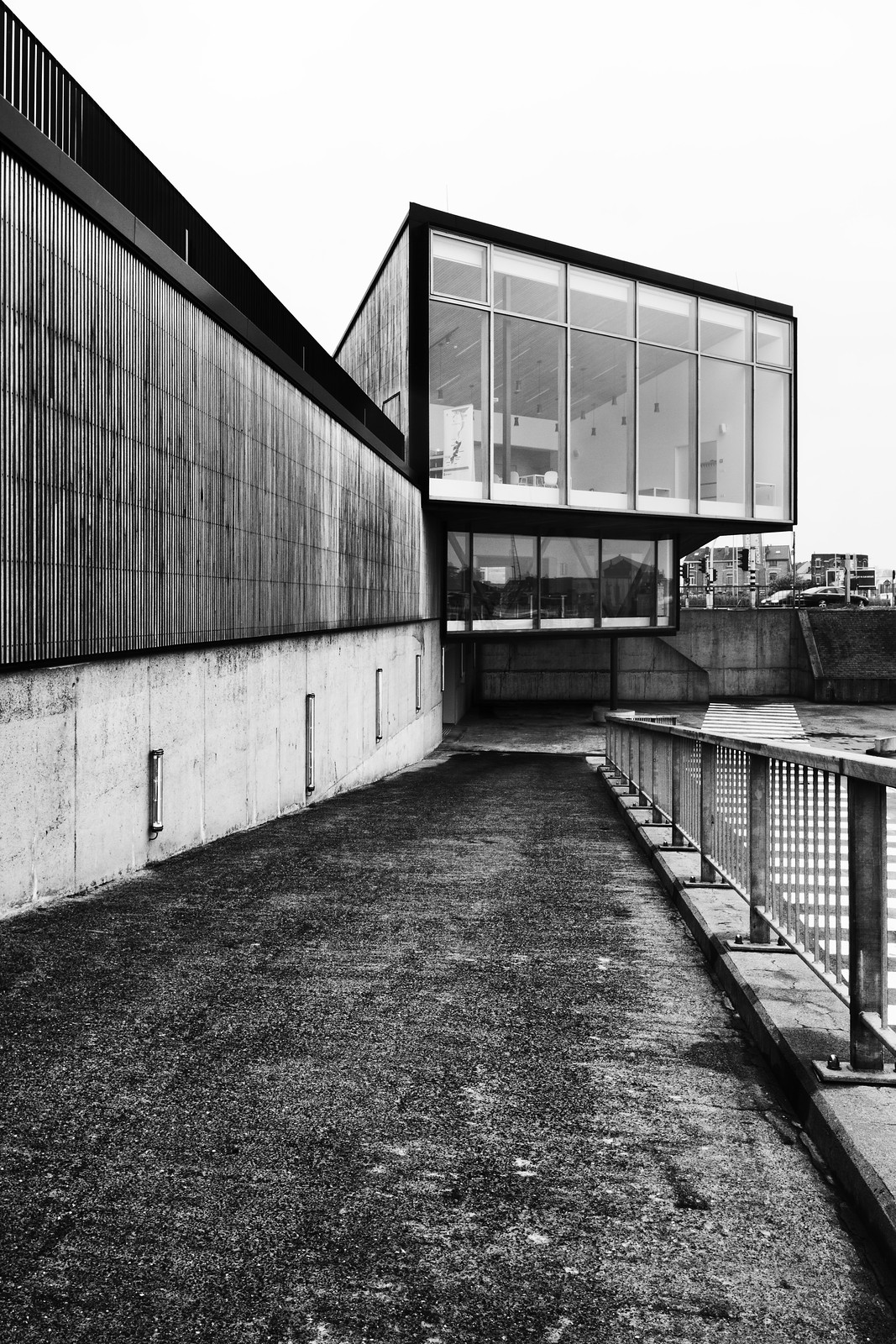 bezoekerscentrum haven Gent