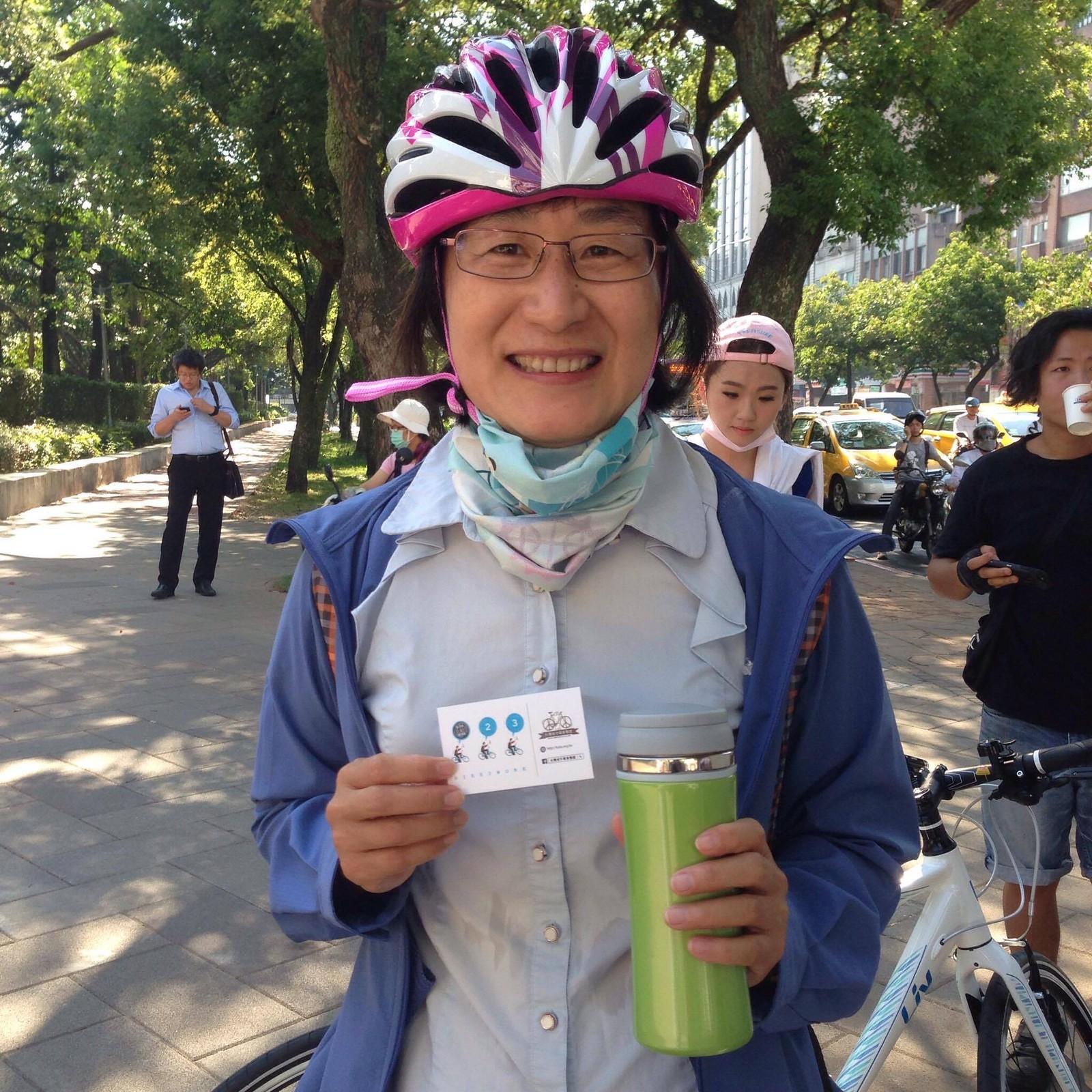 2016-08-26 單車通勤日 - 大安森林公園 - 7