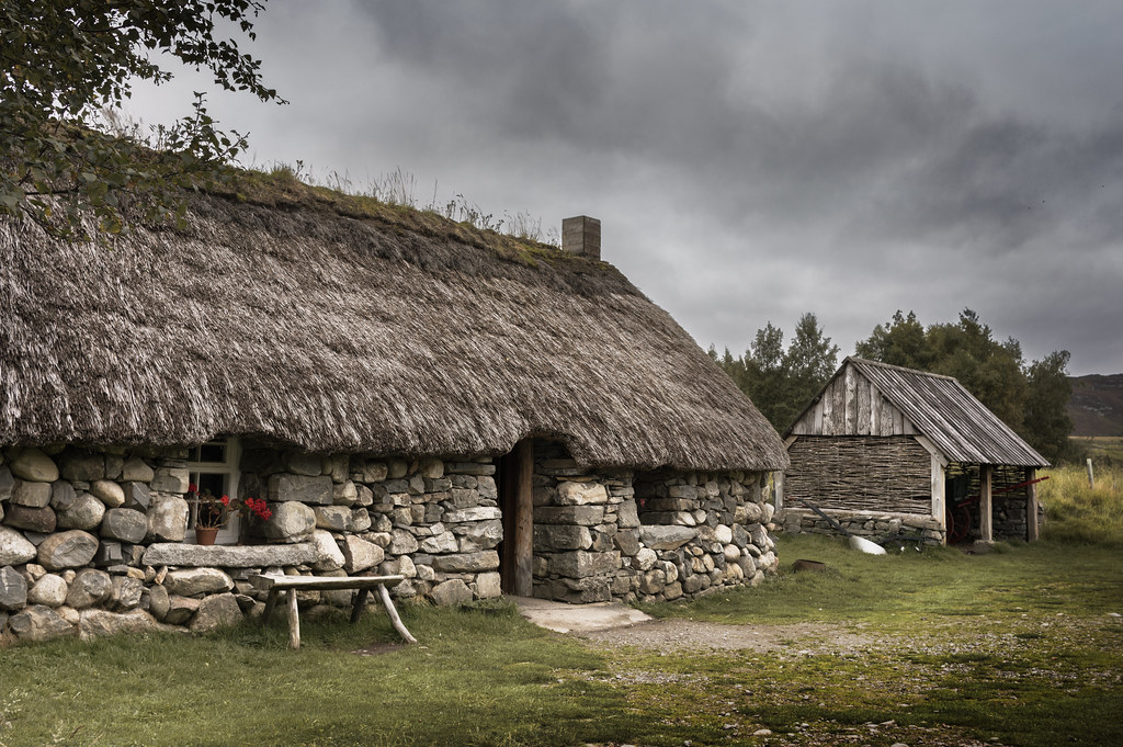 Highland Croft | A traditional highland croft house and ...