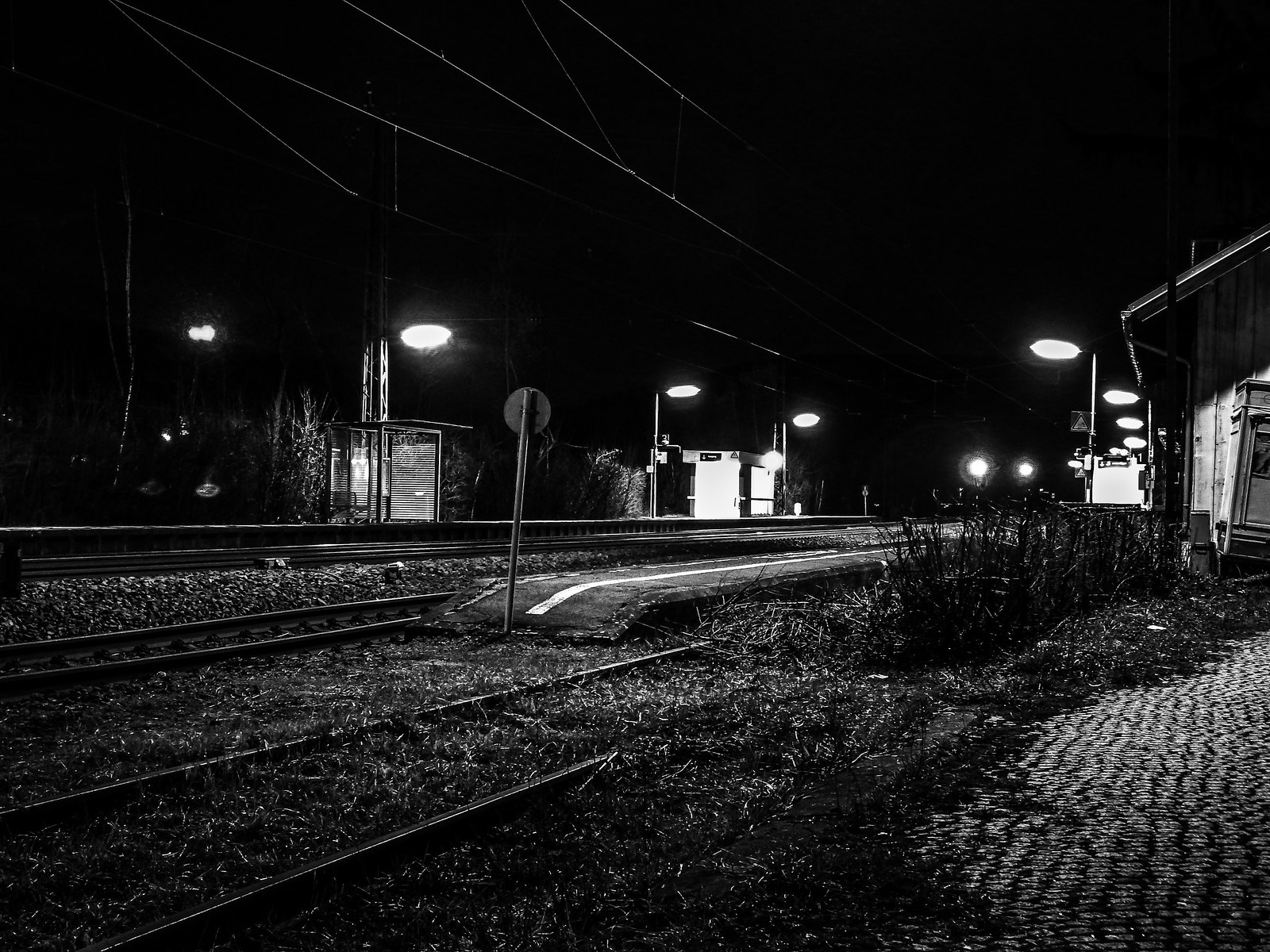 Hösbach Bahnhof | by ConstiAB