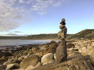 Balancing Stones | by Steven Vacher