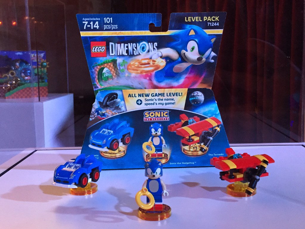lego dimensions sonic the hedgehog level pack 71244 flickr