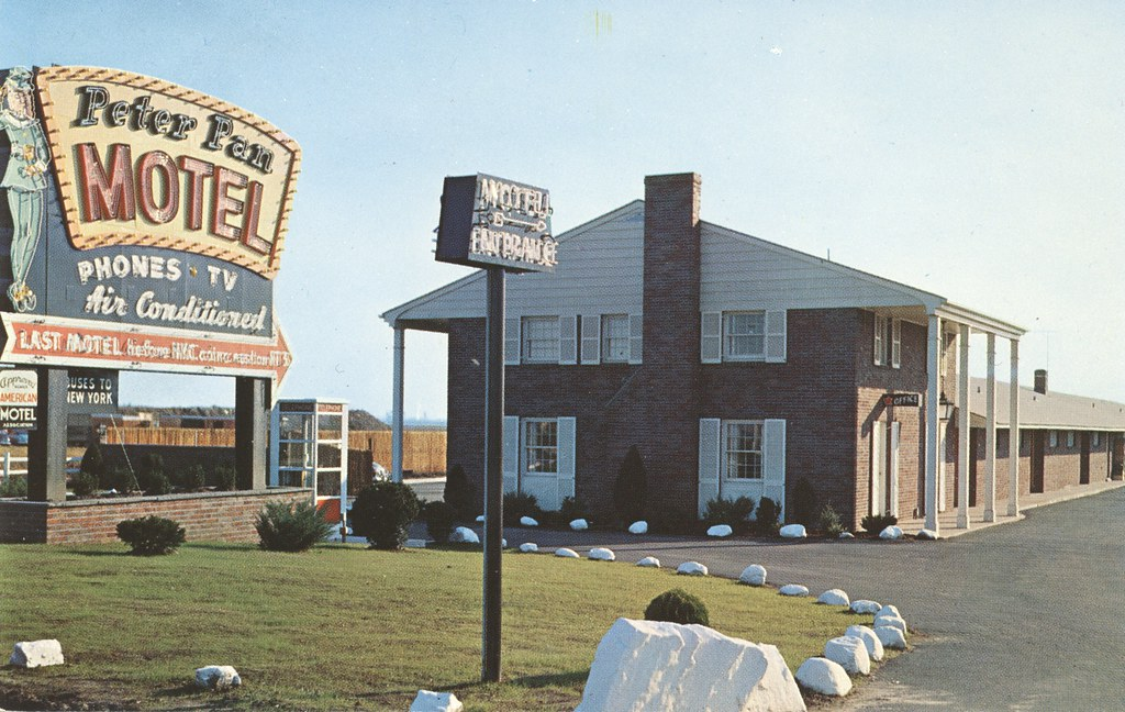 Peter Pan Motel - East Rutherford, New Jersey