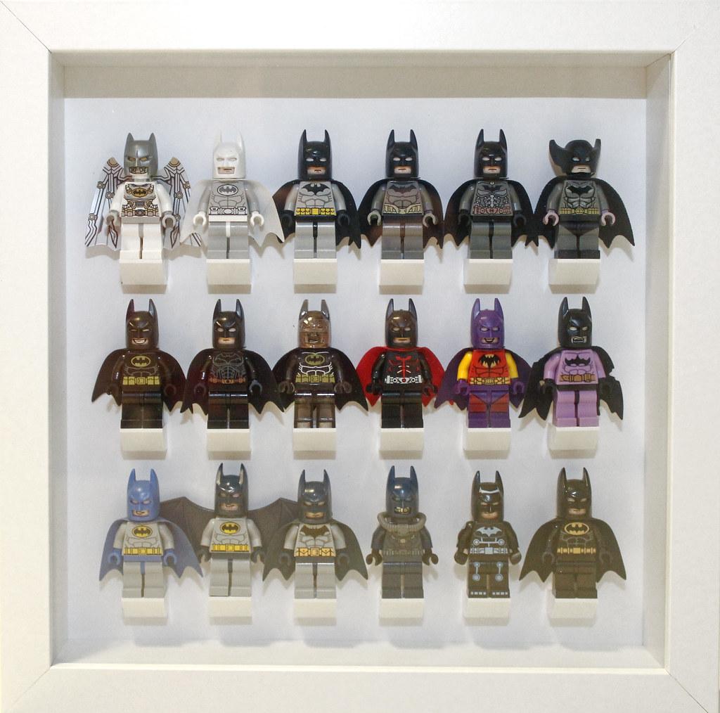 batman frame by brent waller