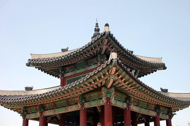 Hwaseong Fortress, Suwon, South Korea