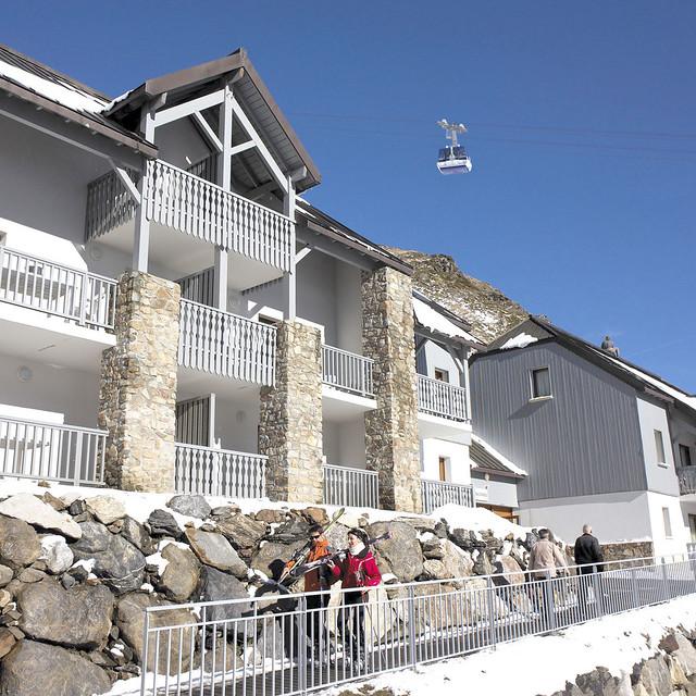 Mer golf pic du midi la mongie r sidence de tourisme for Appart hotel la maison des chercheurs