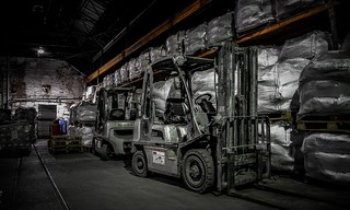HDR Forklifts. | by Jason Harley......