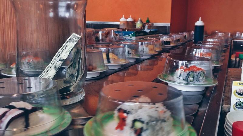 #133 Sushi Island