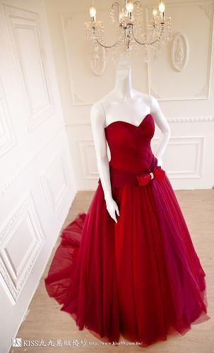 高雄推薦婚紗攝影-高雄kiss99麗緻婚紗告訴大家2015春季婚紗的流行趨勢new