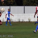Barking FC v Clapton FC - Saturday September 24th 2016