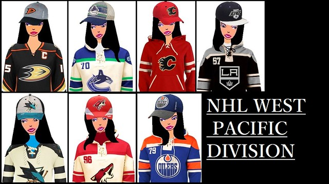 nhl western division