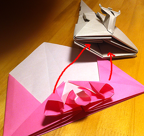 A project to build main engines for Star Destroyer Origami ... - photo#16