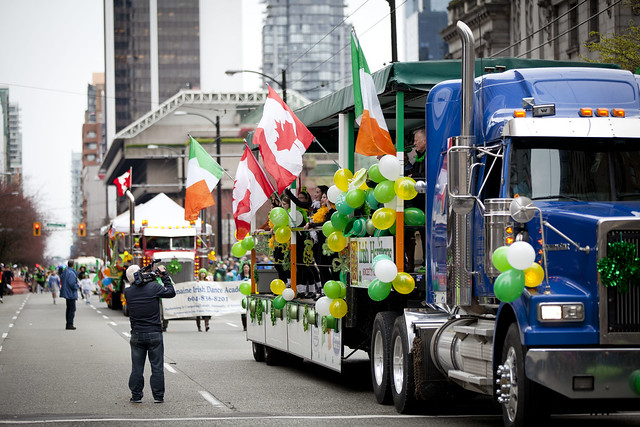 St. Patrick's Festival 2015