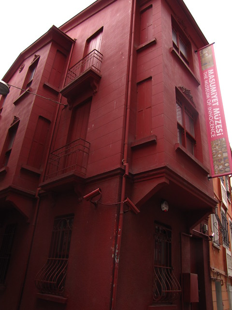 The Museum of Innocence, Istanbul