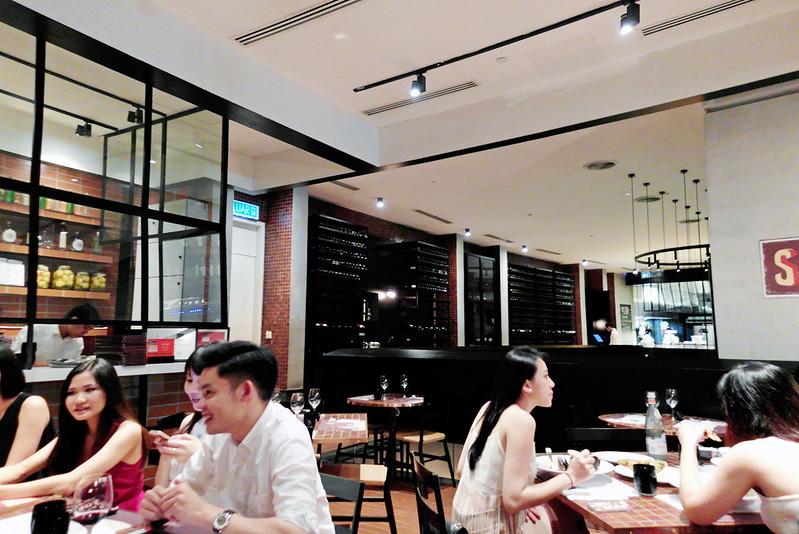 Strato sky dining restaurant Kuala Lumpur