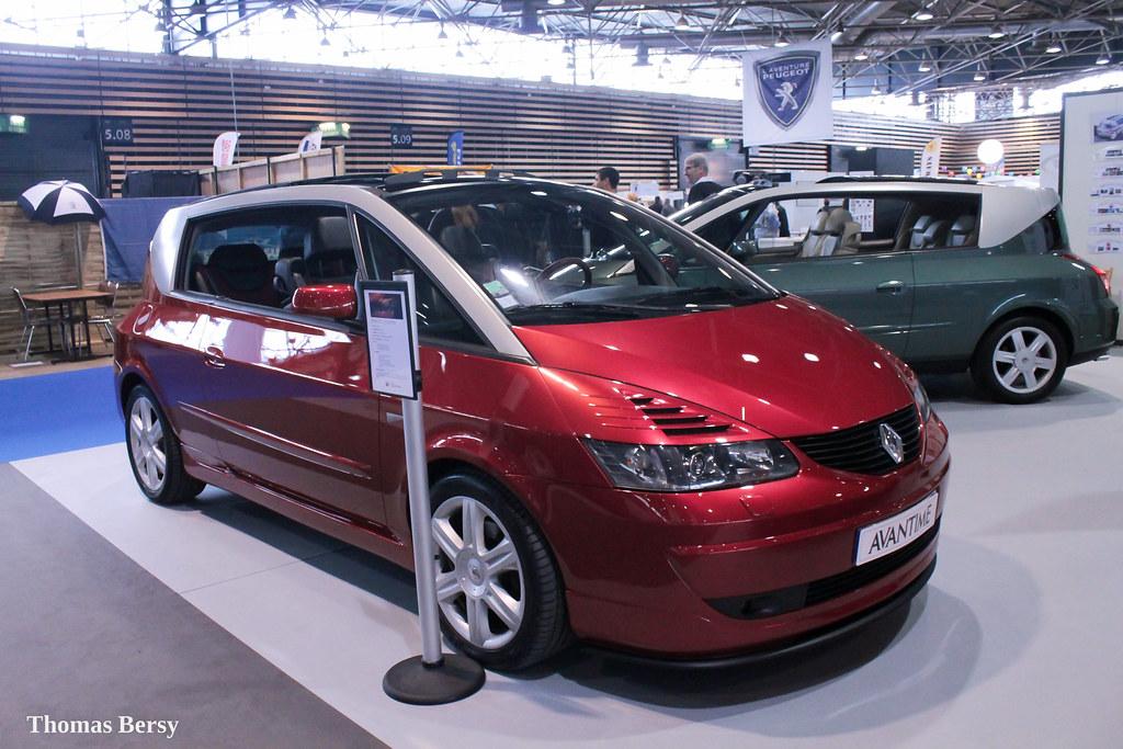 Renault Avantime 2002 Finition Privil 232 Ge Moteur V6