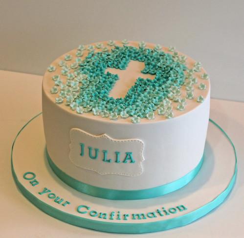 Confirmation Cakes Boy