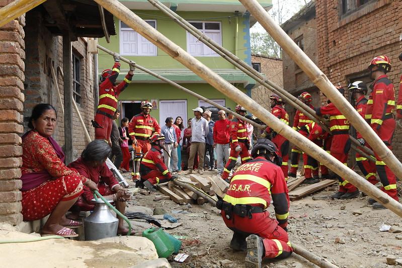 """Operación """"Nepal 2015"""""""