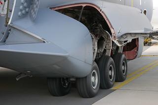 Hauptfahrwerk: Airbus A400M
