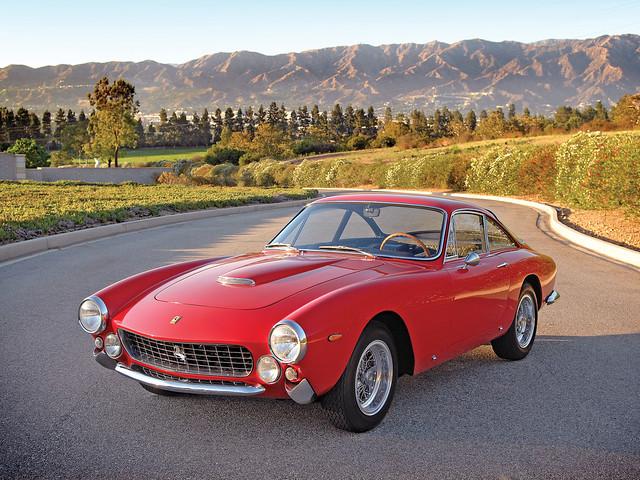 Коллекционная Ferrari 250 GT Berlinetta Lusso 1963–64 года. Причина вздора между Ферруччо и Энцо