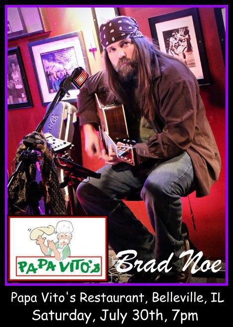 Brad Noe 7-30-16