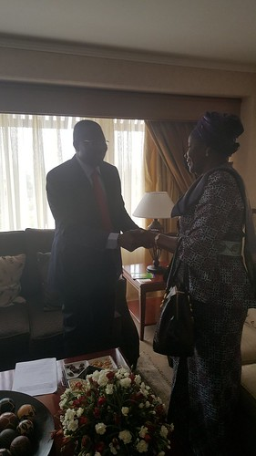 Zambia GEJ meets Edith 3