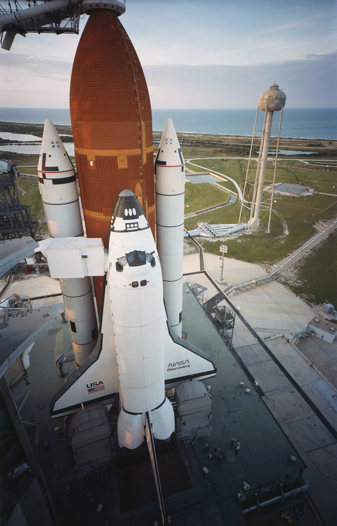space shuttle discovery 1984 - photo #20