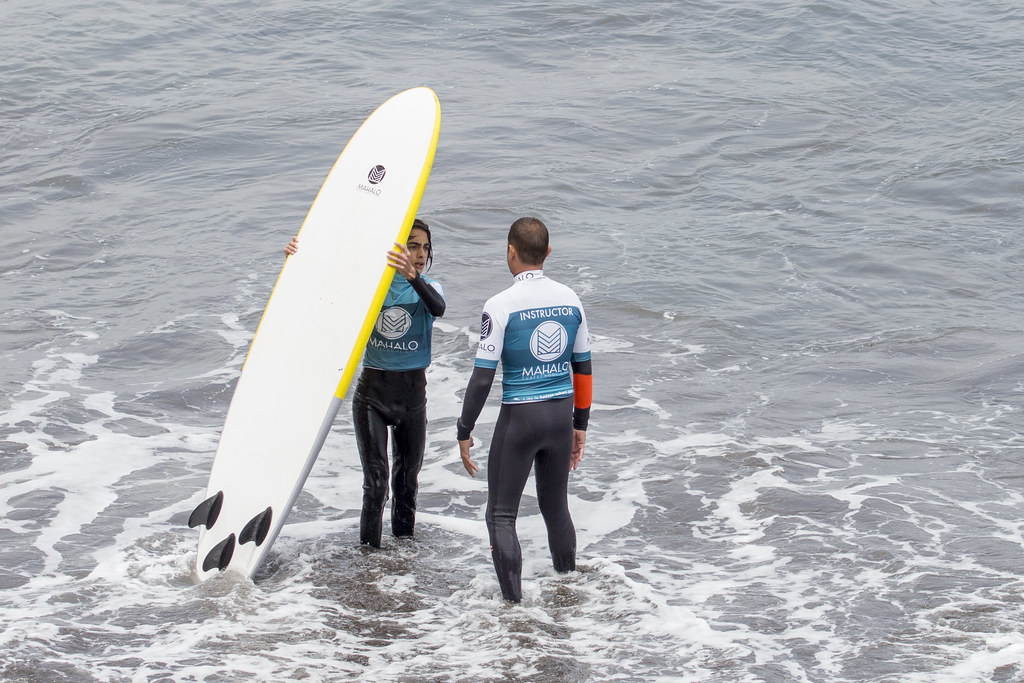 Benijo Surfers - Tenerife