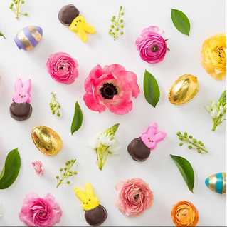 BloomThat pretty-Easter Egg cake truffles | by Sweet Lauren Cakes