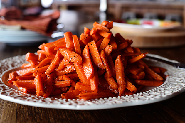 Roasted Carrots with Vinaigrette | Ree Drummond | Flickr