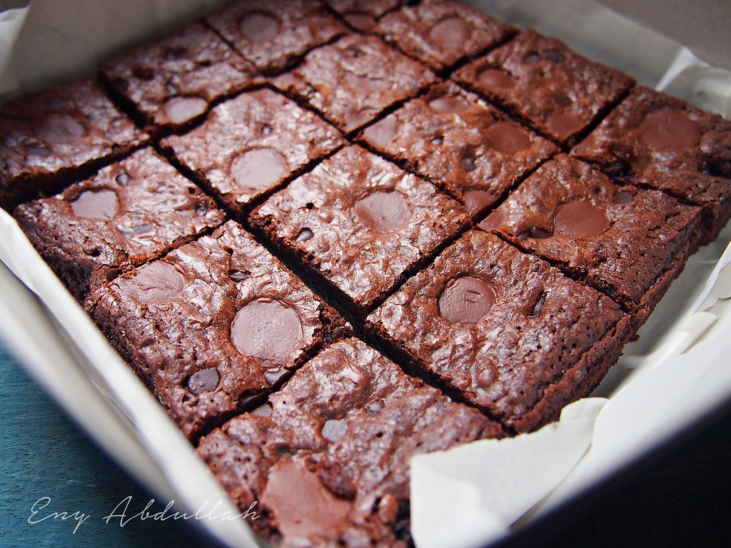 Premium Homemade Brownies Dan Blondies Untuk Orang Kedah