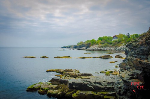 Cliff Walk...Newport, RI by Fire In The Eye Photography, via I {heart} Rhody