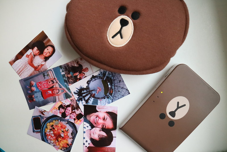 5 Reasons Why We Love the LINE Pocket Photo Printer by LG - Alvinology