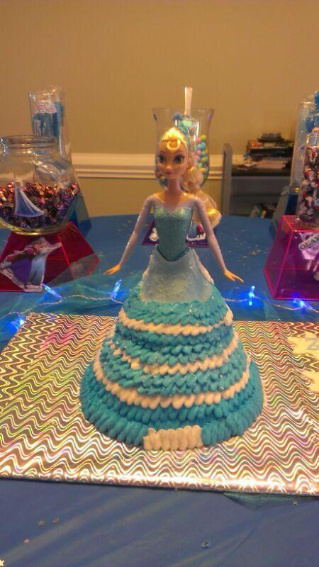 Fine Elsa Frozen Kells Kakery Felicia Inkstress Albritton Flickr Funny Birthday Cards Online Elaedamsfinfo