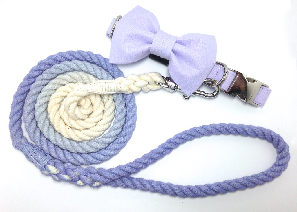 Dog Collar Bow Tie Tutorial